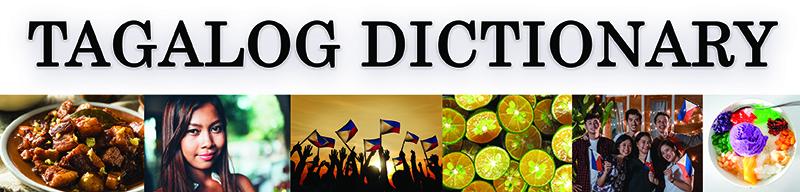 Tagalog Dictionary